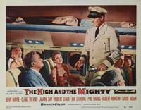 The High and the Mighty - 11 x 14 Movie Poster - Style F