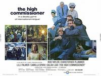 The High Commissioner - 11 x 14 Movie Poster - Style A