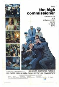 The High Commissioner - 27 x 40 Movie Poster - Style A