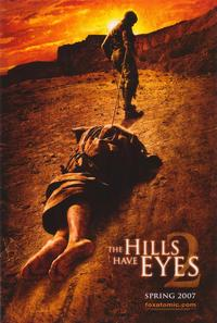 The Hills Have Eyes II - 43 x 62 Movie Poster - Bus Shelter Style A