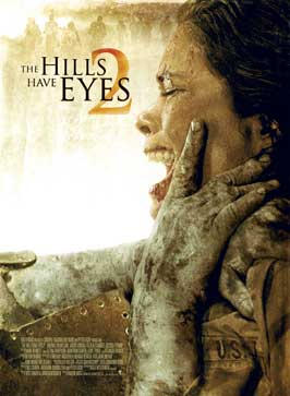 The Hills Have Eyes II - 11 x 17 Movie Poster - Style D