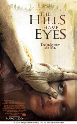 The Hills Have Eyes II - 11 x 17 Movie Poster - Style E