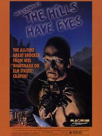 The Hills Have Eyes - 11 x 17 Movie Poster - Style A