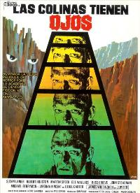 The Hills Have Eyes - 11 x 17 Movie Poster - Spanish Style A