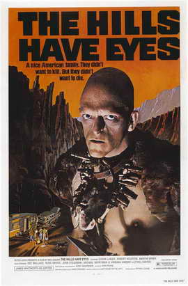 The Hills Have Eyes - 27 x 40 Movie Poster - Style D