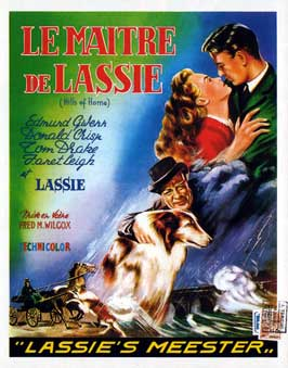 The Hills of Home - 11 x 17 Movie Poster - Belgian Style A