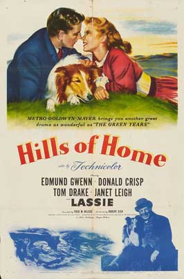 The Hills of Home - 11 x 17 Movie Poster - Style B