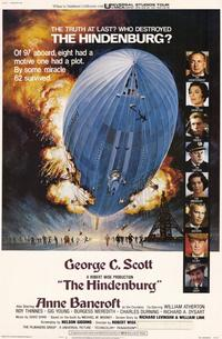 The Hindenburg - 11 x 17 Movie Poster - Style A
