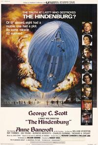 The Hindenburg - 27 x 40 Movie Poster - Style A
