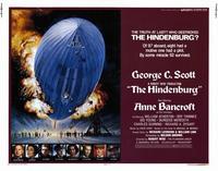 The Hindenburg - 22 x 28 Movie Poster - Half Sheet Style A