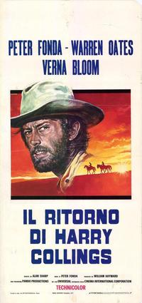 Hired Hand - 11 x 17 Poster - Foreign - Style A