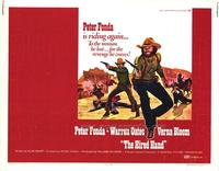 Hired Hand - 11 x 14 Movie Poster - Style A