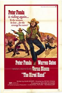 Hired Hand - 11 x 17 Movie Poster - Style B