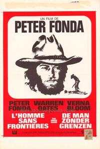 Hired Hand - 11 x 17 Movie Poster - Belgian Style A