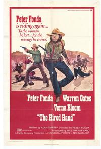 Hired Hand - 27 x 40 Movie Poster - Style A