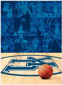 The History of University of Kentucky Basketball - 11 x 17 Movie Poster - Style A