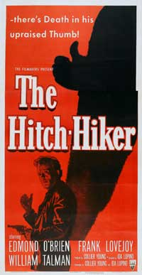 The Hitch-Hiker - 20 x 40 Movie Poster - Style A