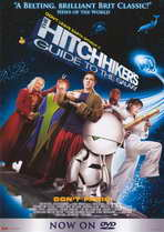 The Hitchhiker's Guide to the Galaxy - 11 x 17 Movie Poster - Style B