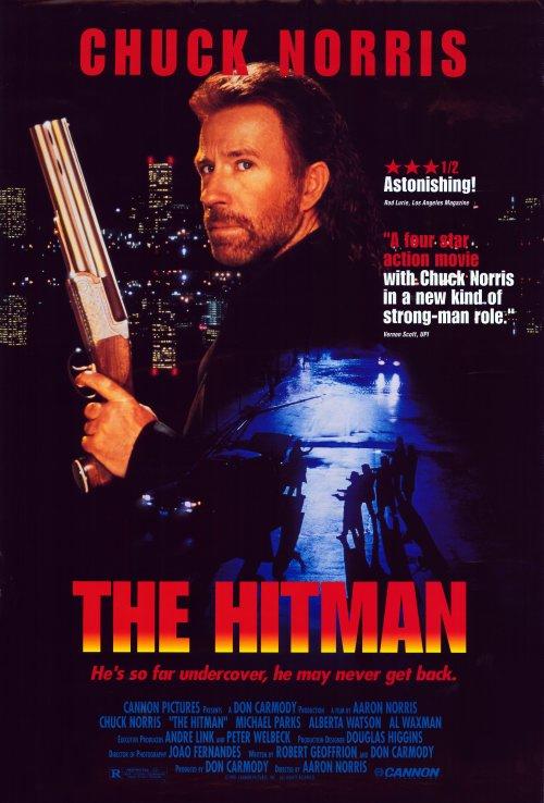 The Hitman Movie Poste...