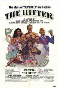 The Hitter - 43 x 62 Movie Poster - Bus Shelter Style A