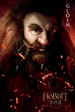 The Hobbit: An Unexpected Journey - 11 x 17 Movie Poster - Style M