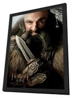 The Hobbit: An Unexpected Journey - 11 x 17 Movie Poster - Style T - in Deluxe Wood Frame