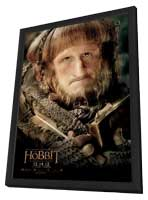 The Hobbit: An Unexpected Journey - 11 x 17 Movie Poster - Style Y - in Deluxe Wood Frame