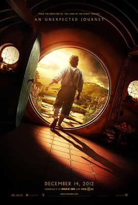 The Hobbit: An Unexpected Journey - 11 x 17 Movie Poster - Style A