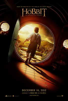 The Hobbit: An Unexpected Journey - 27 x 40 Movie Poster - Style A