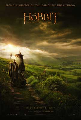 The Hobbit: An Unexpected Journey - 11 x 17 Movie Poster - Style D