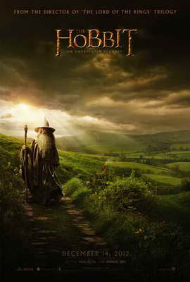 The Hobbit: An Unexpected Journey - 27 x 40 Movie Poster - Style C