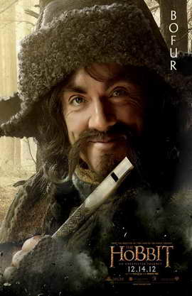 The Hobbit: An Unexpected Journey - 11 x 17 Movie Poster - Style P