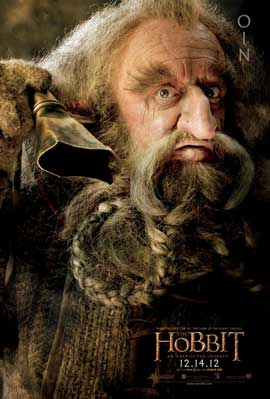 The Hobbit: An Unexpected Journey - 11 x 17 Movie Poster - Style S