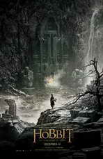 The Hobbit: The Desolation of Smaug - 11 x 17 Movie Poster - Style A