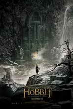 The Hobbit: The Desolation of Smaug - 27 x 40 Movie Poster - Style A