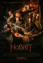 The Hobbit: The Desolation of Smaug - DS 1 Sheet Movie Poster - Style B