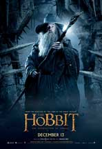 The Hobbit: The Desolation of Smaug - 11 x 17 Movie Poster - Style D