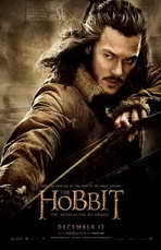 The Hobbit: The Desolation of Smaug - 11 x 17 Movie Poster - Style G
