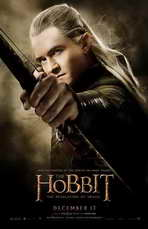 The Hobbit: The Desolation of Smaug - 11 x 17 Movie Poster - Style H