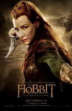 The Hobbit: The Desolation of Smaug - 11 x 17 Movie Poster - Style I