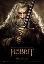 The Hobbit: The Desolation of Smaug - 11 x 17 Movie Poster - Style L