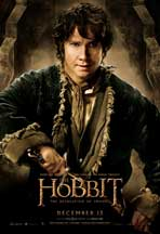 The Hobbit: The Desolation of Smaug - 11 x 17 Movie Poster - Style M