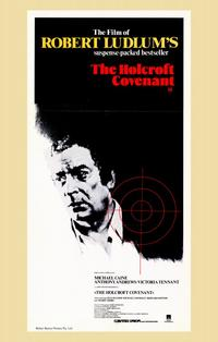 The Holcroft Covenant - 11 x 17 Movie Poster - Style A