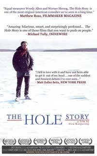 The Hole Story - 11 x 17 Movie Poster - Style B