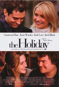 The Holiday - 43 x 62 Movie Poster - Bus Shelter Style A