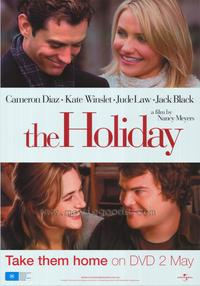 The Holiday - 43 x 62 Movie Poster - Bus Shelter Style B
