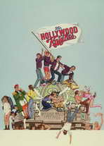 The Hollywood Knights - 11 x 17 Movie Poster - Style B