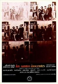 The Holy Innocents - 11 x 17 Movie Poster - Spanish Style A