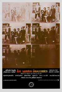 The Holy Innocents - 27 x 40 Movie Poster - Spanish Style B