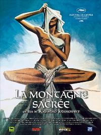The Holy Mountain - 11 x 17 Movie Poster - French Style A